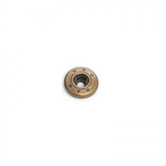 DOMES 15MM SOCKET S/A A/BRASS